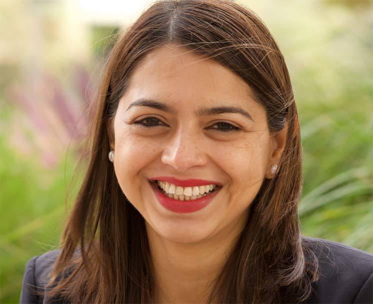 Anjali Bharthuar